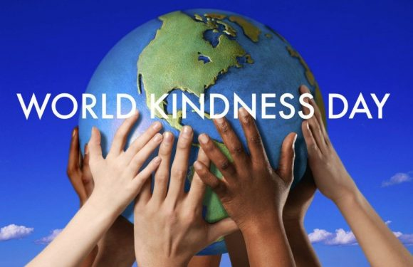13th November: World Kindness Day