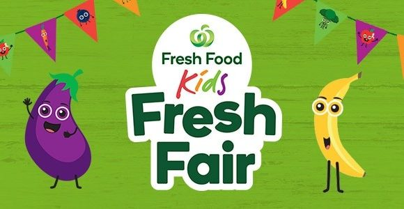 5th April: Fresh Food Kid's
